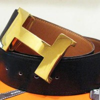 Hermès Constance 42MM Belt GP Brown Box Calf *100% Authentic * From My Personal