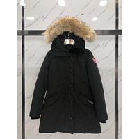 Canada Goose Parka - Women's Outwear Down Jackets Swallowtail - Best Deal Online