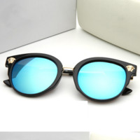 Blue Versace Women Fashion Sunglasses
