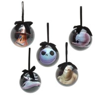 The Nightmare Before Christmas Baubles | Disney Store