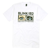 Blink-182 She's Out Of Her Mind T-Shirt