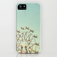 a summer day iPhone & iPod Case by Beverly LeFevre