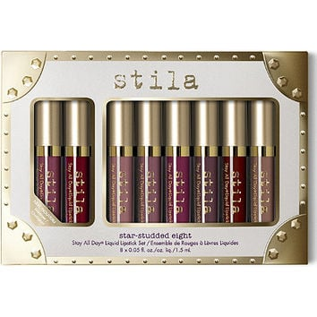 Star-Studded Eight Stay All Day Liquid Lipstick Set