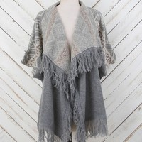 Altar'd State Unpack Your Love Poncho Cardigan | Altar'd State