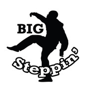 Ghost Adventures Aaron Goodwin Big Steppin' Funny Decal Sticker