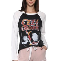 Daydreamer Blizzard Of OZ Raglan