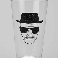 Breaking Bad Walt Pint Glass- Walt One
