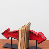 ModCloth Vintage Inspired The Best Direction Bookends