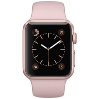 Apple Watch Series 1, 38mm Aluminum Case with Sport Band - Walmart.com