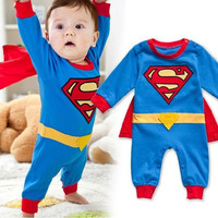 New Baby Boys Outfit Romper Bodysuit Costume Clothes Gifts Size 3-36 months = 1946728964