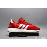 Adidas Iniki Runner Boost Fashion Trending Running Sports Shoes Sneakers Red  I-A0-HXYDXPF