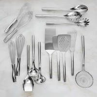 Williams-Sonoma Stainless-Steel Tools 15-Piece Set