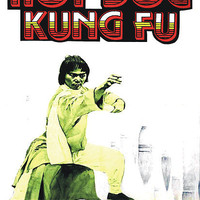 Hot Dog Kung Fu by OBEY ZOMBIE