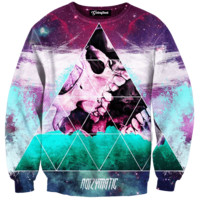 Trippy Pyramid Crewneck