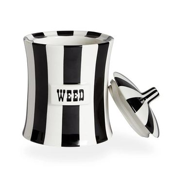 Jonathan Adler Vice Weed Canister
