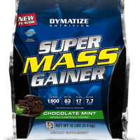 Super Mass Gainer by Dymatize at Bodybuilding.com - Best Prices on Super Mass Gainer!