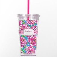 Lilly Pulitzer - Tumbler With Straw