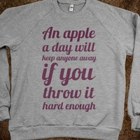 An apple a day Tee - C's Boutique