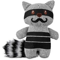 Leaps & Bounds Wildlife Plush and raccoon Dog Toy | Petco