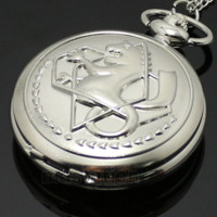 Fullmetal Alchemist Pocket Watch Cosplay Edward Elric