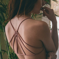 Strappy Back Bralette (more colors)