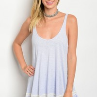 S9-3-1-T10281 LAVENDER TUNIC TANK TOP 2-2-2