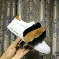 Louis Vuitton LV Woman Fashion Casual Sneaker