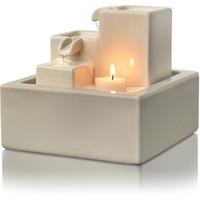 Walmart: HoMedics EnviraScape Simplicity Illuminated Ceramic Relaxation Fountain