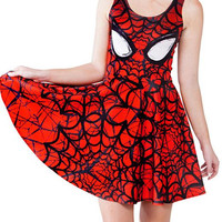 Spider-Man Skater Dress