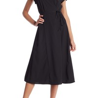 Romeo & Juliet Couture | Short Sleeve Waist Tie Dress | HauteLook
