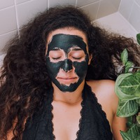Charcoal Face Mask🌹