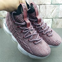 Nike LeBron 15 - Wine Red