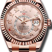 Rolex - Sky-Dweller Rose Gold