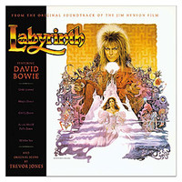 Jim Henson's Labyrinth Vinyl LP