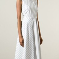 Sofie D'hoore 'daydream' Striped Dress - Changing Room - Farfetch.com