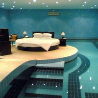 The coolest bedroom in the World