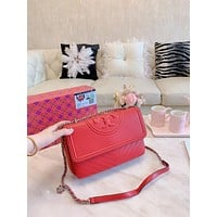 Fashion Tory burch Women Handbag Leather Ladies Hand Bag For Women Designer Vintage Shoulder Bag