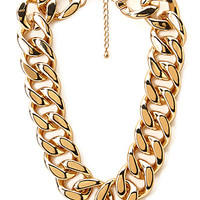 Bold Oversized Chain