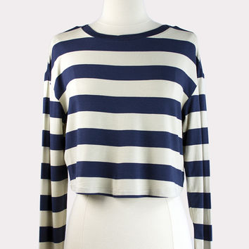 Discovery Striped Top