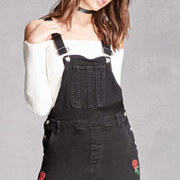 Motel Embroidered Overalls