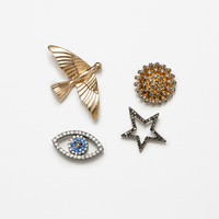 PACK OF JEWEL PINS DETAILS