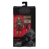 "Star Wars The Last Jedi Episode 8 Black Series 6"" Maz Kanata Action Figure"