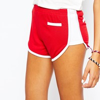 Camp Collection Retro Roller Girl Shorts