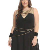 Her Universe DC Comics Wonder Woman Lasso Dress Plus Size