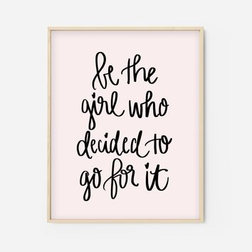 Go For It Print