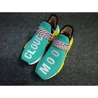 Adidas NMD Human Race Red Leisure Running Sports Shoes-23