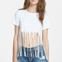 Women's Missguided Fringe Tee