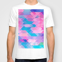 PINK TRIANGLE T-shirt by Hands In The Sky