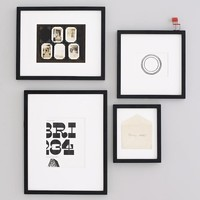 Gallery In A Box Frame Set - Black