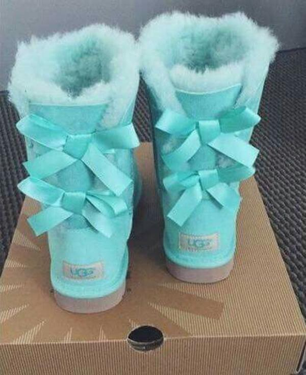 Image of UGG Women male Fashion Wool Snow Boots